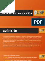 Variables de investigación (2)