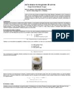 Física en la maza en un grano de arroz Fn