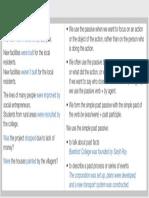 Keynote3 Unit 5 Grammar Summary