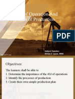 2nd Qtr Week 2 4Ms of Operation and Processes of Production
