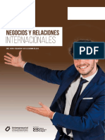 Negocios y Relaciones Internacionales Uniempresarial