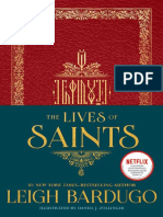 the lives of saints_leigh bardugo