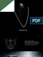 Brochure Giulia 2016