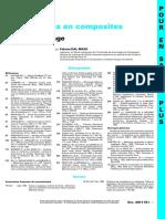 Canalisations en composites doc