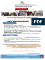 AVIS DE CONCOURS 2019 2020 P02