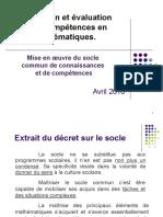 Cours_Formation Et Évaluation