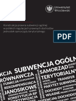 Konstrukcja Prawna Subwencji Ogólnej w Polskich Regulacjach Prawnych