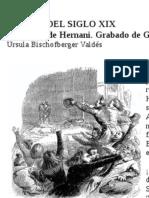 Teatro Del Siglo XIX. La Batalla de Hernani