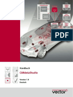 Handbuch. CANdelaStudio. Version 7.0 Deutsch