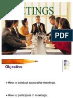 Meetings Final