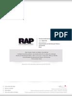 Redalyc.Avaliação de políticas públicas_ uma revisão teórica de um campo em construção