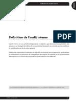 2015 CRIPP Définition Audit Interne IFACI