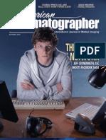 American Cinematographer Magazine October 2010