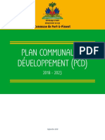 Port a Piment PCD 2018 2023