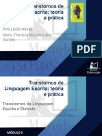 M2_Aula 4_Definição e caracterização dos transtornos de linguagem escrita_Ana_Luiza_Navas_Apresentação