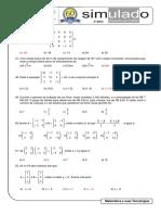 Diversas (5) - Simulado (2)