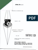 ADA326842 (Prediction of Aerodynamic Drag)