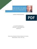 La nación de Repúblicas, proyecto Latinoamericano de Bolivar