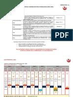 Línea del tiempo - Logistica y DFI 2021 1A