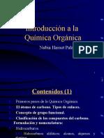 Intr. química orgánica