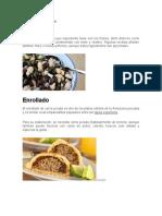 Gastronomía de Aamazonas