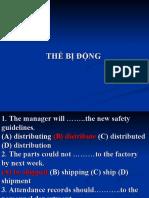 The Bi Dong - Danh Từ Bai Tap