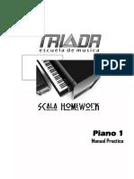 MANUAL PIANO I