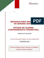 Preguntas y Respuestas Sobre Las Nuevas Medidas Extraordinarias Para Navarra