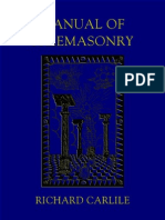 Manual of Freemasonry