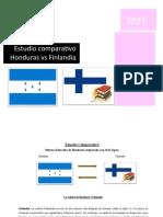 Estudio comaparativo Honduras vs Finlandia