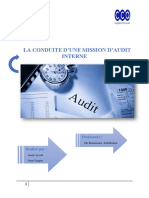 Conduite D'une mission d'audit