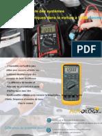 كتاب قياس الأنظمة الكهربائية في السيارة
