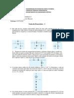 Lista1 ELA UDESC