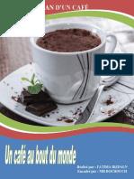 business plan un café