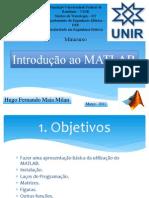 Minicurso de MATLAB