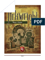 Arkwright Water Frame