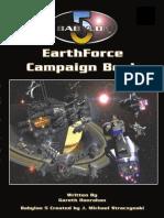Babylon 5 RPG (1st Ed.)-EarthForce Campaign Book