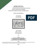 Modulo Taller IV Analisis de Circuitos - Para Estudiantes