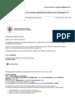 Gmail - Sardegna Sicura - Ricevuta di avvenuta registrazione imbarco per la Sardegna. ID 2083758