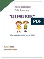 Projeto Curricular Sala Aventura 2020-2021