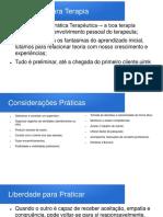 Aperfeiçoamento Clínico - Iniciando o processo pdf