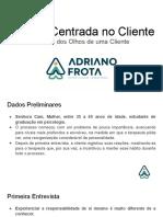 3.1 - Terapia Centrada no Cliente