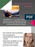 El Descenso de La Nueva Jerusalén