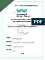 farmacoquimica p11 farmacoquimica