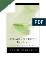 Diciendo la Verdad en Amor - David Powlison-fusionado