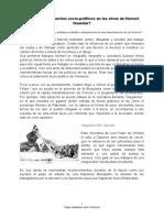 Análisis Honoré Daumier