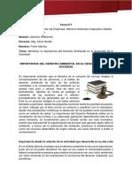 Importancia Del Derecho Ambiental_freire Mónica