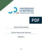 RUTA MODULO 1 Teoría de Sistemas Industriales (1)