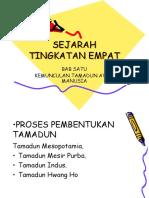 SEJARAH T4 - BAB 1