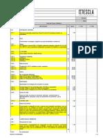 Consulta - MQ - Instalação Elétrica, ITED e Equipamentos de Climatização